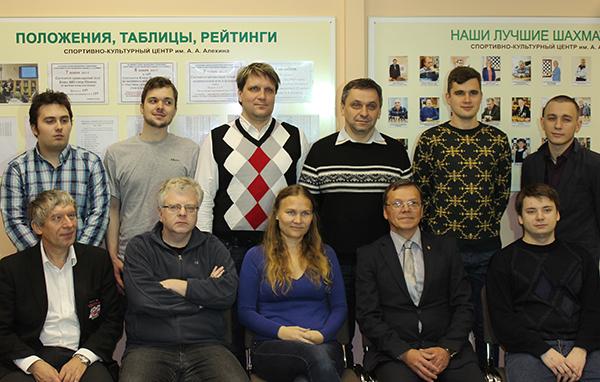 Начинаются постоянные онлайн-тренировки в Межрегиональном гроссмейстерском центре